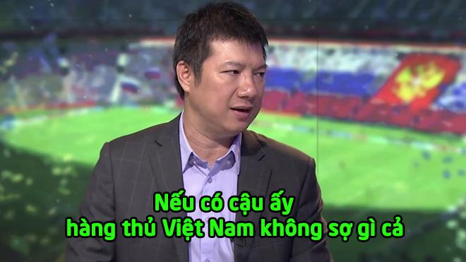 """BLV Quang Huy: """"Nếu có cậu ấy, hàng thủ ĐT Việt Nam sẽ chắc chắn hơn nhiều"""""""