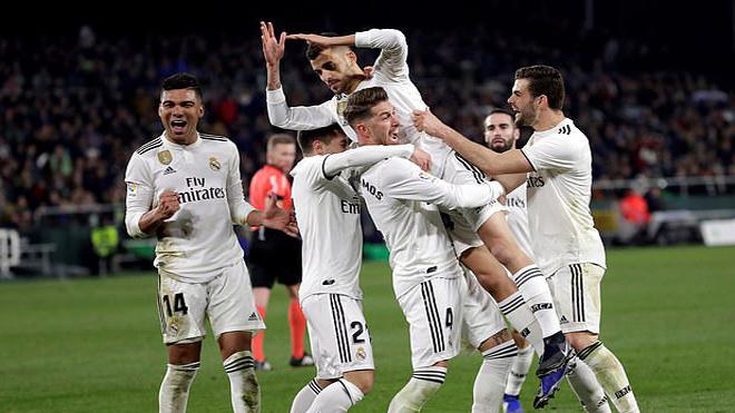 """Kết quả Real Betis vs Real Madrid: Tấn công đi.ên cuồng, vỡ òa siêu phẩm """"đại bác"""" phút 88"""