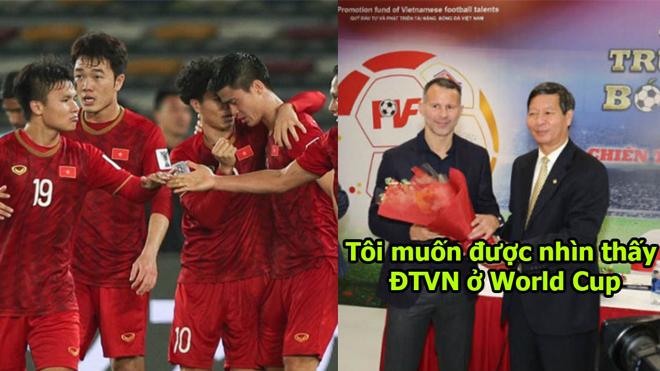 Huyền thoại M.U chỉ ra cách DUY NHẤT để Quang Hải và đồng đội có thể dự World Cup, cần phải áp dụng ngay thôi
