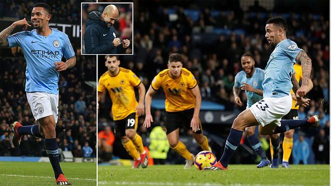 Kết quả Man City vs Wolverhampton: Đại tiệc rực rỡ, may mắn song hành