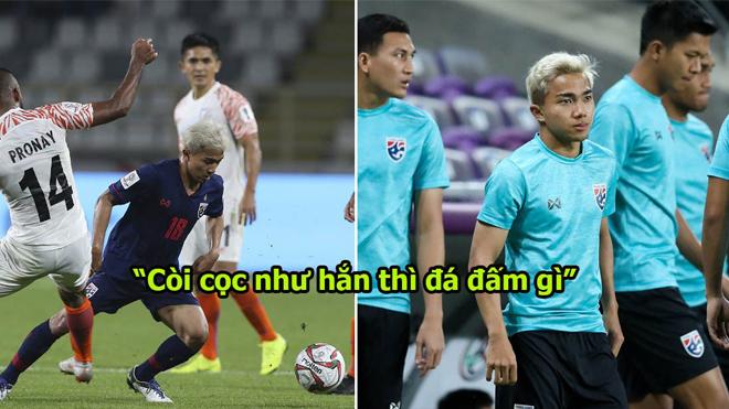 """Dám sỉ nhục """"Messi Thái"""" không xứng đáng vào sân thi đấu, Báo UAE suýt chút nữa phải nhận cái kết đắng thế này đây!"""