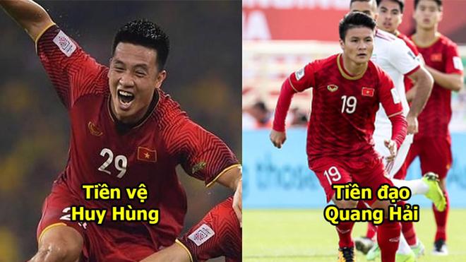 Chính thức: Gạt bỏ 2 cầu thủ HAGL, Việt Nam ra sân với đội hình mạnh nhất đè bẹp Jordan