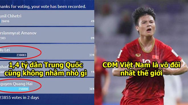 Từ hạng 4, Quang Hải nhảy vọt lên dẫn đầu BXH danh giá, thậm chí vượt qua cầu thủ này
