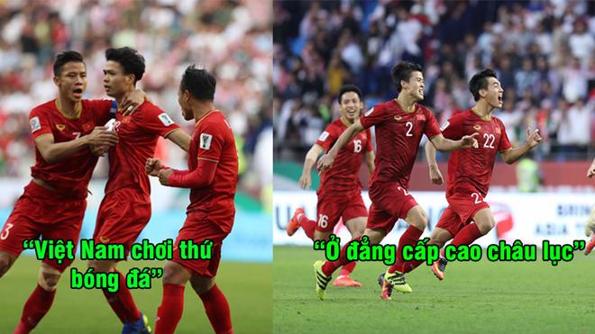 Chứng kiến Việt Nam thi đấu quá bản lĩnh, BLV đài truyền hình hàng đầu châu Á phải thốt lên một câu kinh ngạc