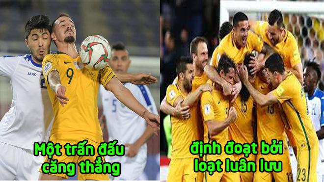 Tiếp bước Việt Nam, đây là cách mà Australia giành chiến thắng