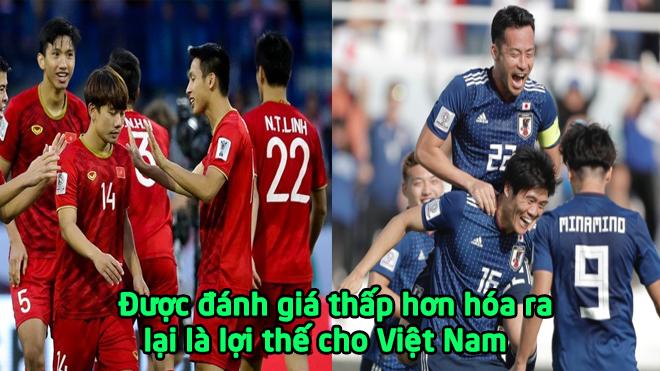 """Tin nó.ng Asian Cup 24/1: Việt Nam """"cửa dưới"""" Nhật Bản là lợi thế"""
