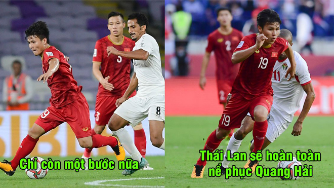 """Báo Thái Lan: """"Nếu Quang Hải làm được điều này, chúng tôi sẽ gọi anh ta là Messi Việt Nam thực sự"""""""