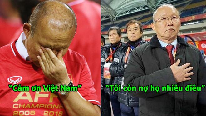 Trước giờ quyết đấu Nhật Bản, HLV Park Hang Seo CHÍNH THỨC lên tiếng chốt tương lai với bóng đá Việt Nam