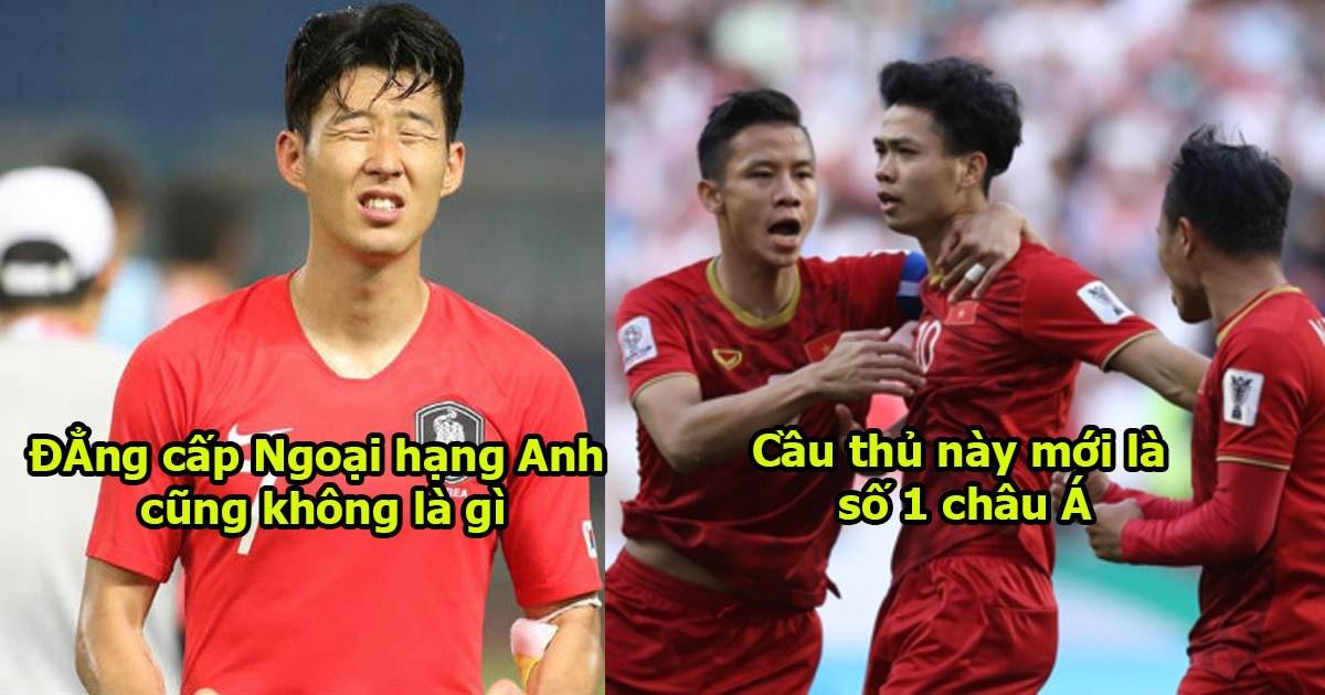 CHÍNH THỨC: Vượt qua cả Son Heung Min, Quang Hải được AFC bầu là cầu thủ xuất sắc nhất vòng bảng khiến tất cả tự hào