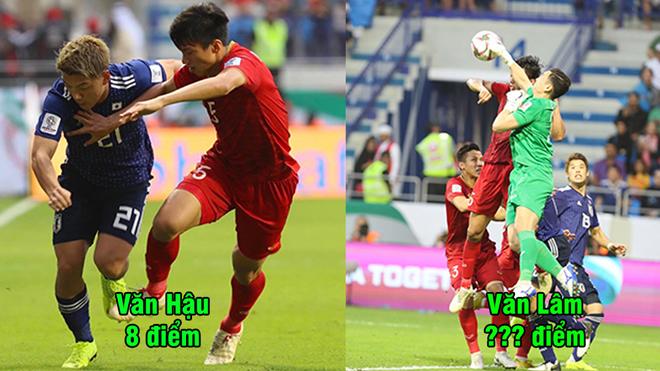 """Chấm điểm dàn sao Việt Nam ngày chơi ngang ngửa cùng Nhật Bản: """"Siêu người nhện"""" làm nản nòng các chân sút Samurai"""
