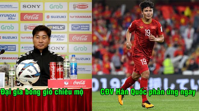 Nghe tin Quang Hải có thể cập bến K-League, CĐV Hàn Quốc lập tức phản ứng trái chiều như thế này đây