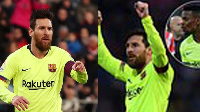 Kết quả trận đấu Girona – Barcelona: Thẻ đỏ ngỡ ngàng, Messi tạo điểm nhấn