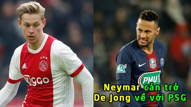 Chuyển nhượng HOT 28/1: PSG mất sao Hà Lan vào tay Barca vì Neymar?