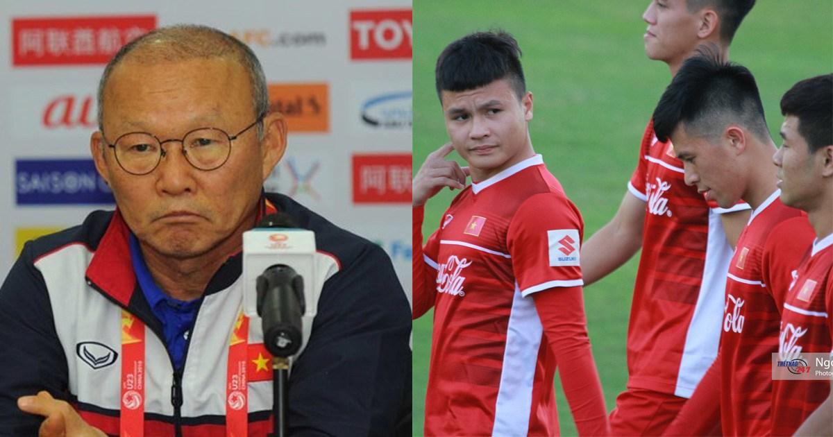 Thầy Park sẽ không nắm quyền đội hình dự SEA Games cuối năm nay, triệu CĐV như ngồi trên đống l.ửa