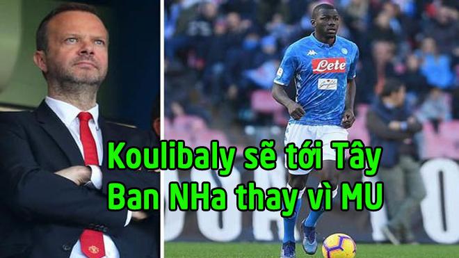 """Nóng! Chuyển nhượng Man Utd có biến lớn, Koulibaly """"lật kèo"""" tại Dubai?"""
