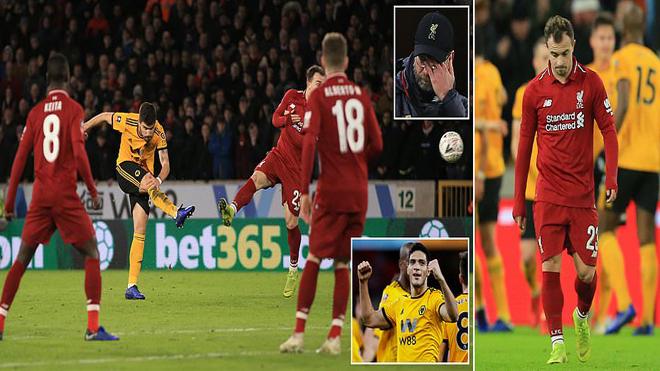 Dám dùng đội hình 2 khinh thường đối thủ, Liverpool bị vả sấp mặt tại vòng 3 cúp FA