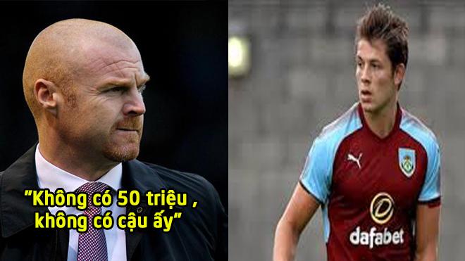 S.ố.c! Burnley ra giá không tưởng với Liverpool cho ngôi sao 26 tuổi