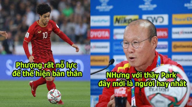 Không hề nhắc đến Phượng, thầy Park chỉ đích danh người hùng thầm lặng này mới là cầu thủ hay nhất ĐTVN lúc này,
