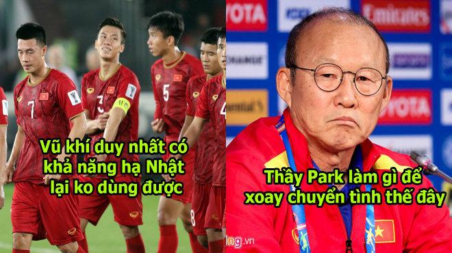 TIN SÉT ĐÁ.NH: 2 cầu thủ hay nhất ĐTVN dính chấn thương, biết lấy gì mà chống lại Nhật Bản đây?