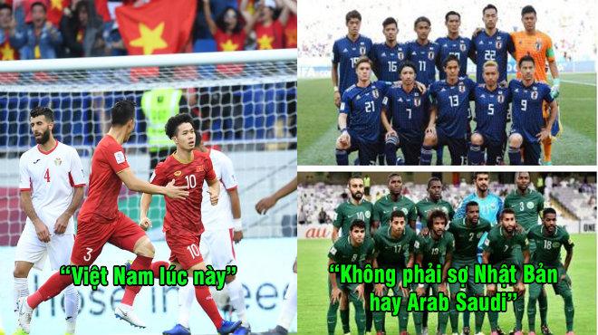 """Chuyên gia bóng đá Anh: """"Việt Nam không việc gì phải sợ Ả Rập Xê Út hay Nhật Bản gì cả"""""""
