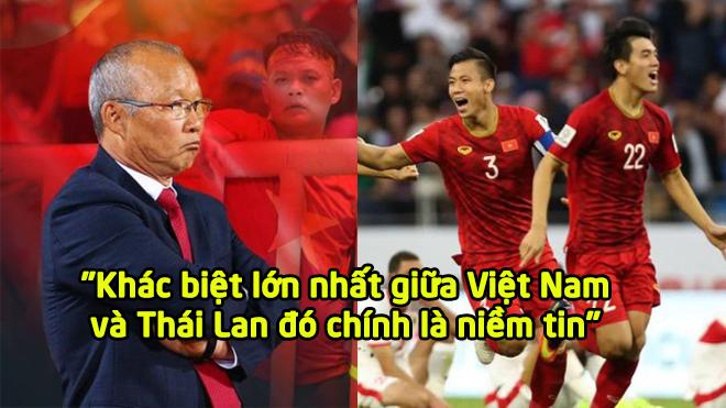 """Báo ESPN: """"Khác biệt lớn nhất giữa Việt Nam và Thái Lan đó chính là niềm tin"""""""