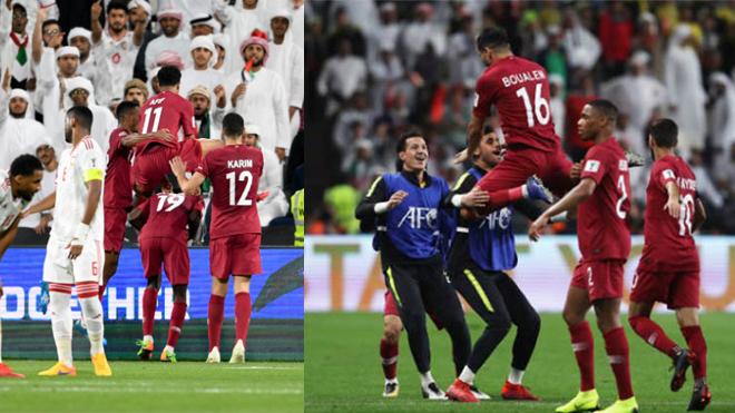 Vùi dập chủ nhà UAE với tỷ số không tưởng, Qatar hiên ngang vào chung kết Asian Cup gặp Nhật Bản