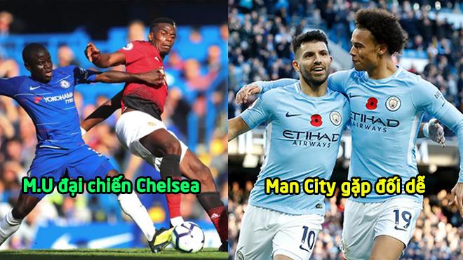 Bốc thăm vòng 5 FA Cup: Chung kết sớm giữa Man Utd và Chelsea