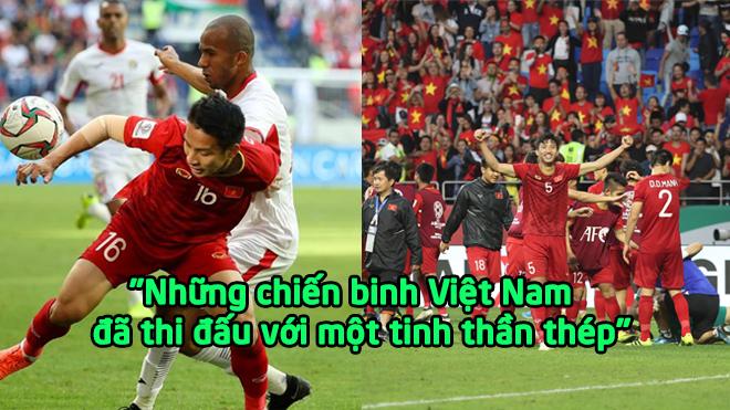 Chiến thắng quá ấn tượng, LĐBĐ FIFA dành những lời khen ngợi cho ĐT Việt Nam