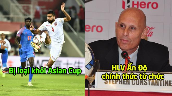 HLV trưởng tuyển Ấn Độ từ chức sau khi nhận thất bại cay đắng trước Bahrain đồng thời bị loại khỏi Asian Cup