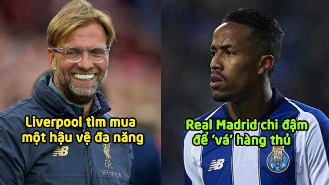 """Chuyển nhượng 19/1: Real """"vá"""" hàng thủ bằng SAO 50 triệu euro, Liverpool săn mua hậu vệ đa năng"""