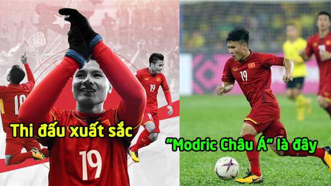 """Báo Hàn gọi Quang Hải là """"Modric châu Á"""", quá tự hào cho chàng tiền vệ tài hoa"""
