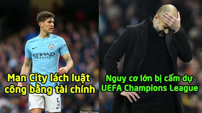 Mờ ám trong hoạt động tài chính, Man City đối diện nguy cơ lớn bị cấm tham dự Champions League