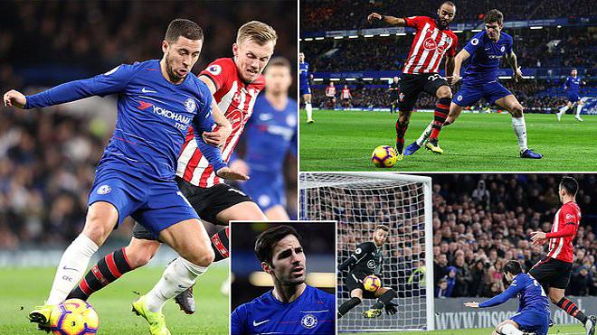 Morata bị trọng tài tước oan bàn thắng, Chelsea cay đắng chấp nhận mất điểm ngay trên sân nhà
