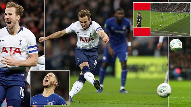 Kết quả Tottenham vs Chelsea: Bàn thắng của VAR, siêu sao lên tiếng