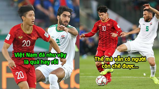 """Báo Hàn Quốc ngạc nhiên: """"Tuyển Việt Nam đá thế mà vẫn có người chê HLV Park Hang Seo được"""""""