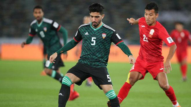 Kết quả UAE vs Kyrgyzstan: Rượt đuổi 5 bàn, hiệp phụ siêu kịch tính