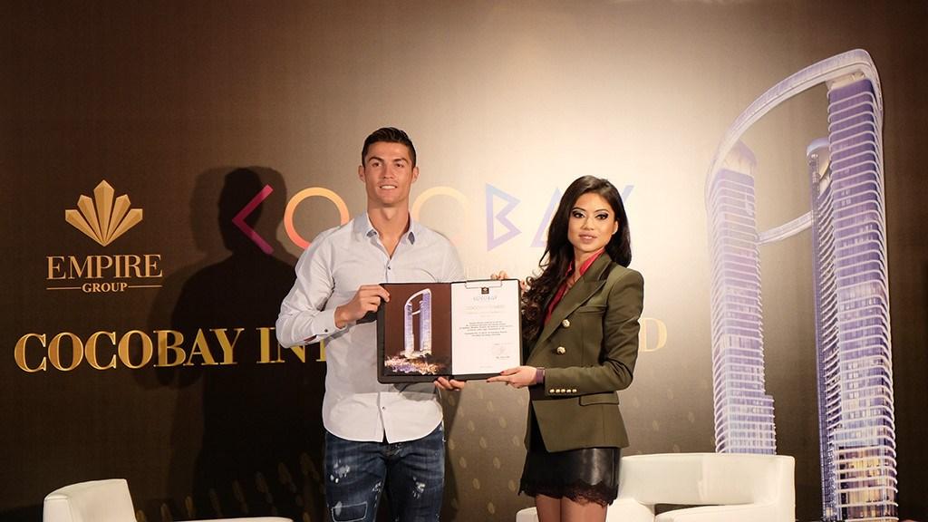 Đích thân Ronaldo bày tỏ nguyện vọng muốn đến thăm Việt Nam, tất cả chuẩn bị mở tiệc ăn mừng đi thôi!