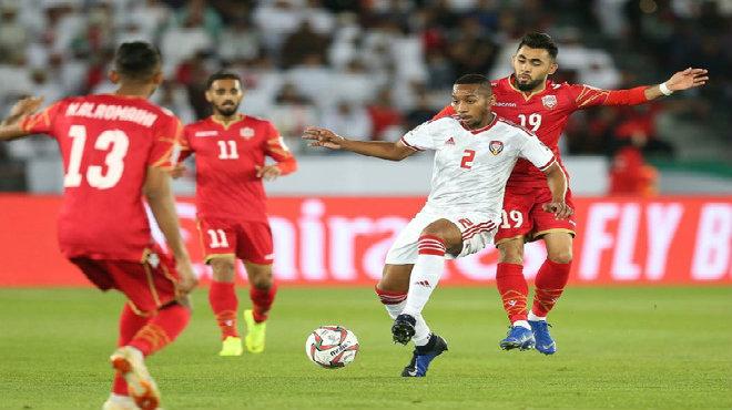 Kết quả trận khai mạc ASIAN Cup 2019 UAE vs Bahrain: Chủ nhà gây thất vọng