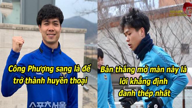 Ra mắt Incheon, Công Phượng nổ súng tưng bừng khiến đồng đội và HLV phải cúi đầu thán phục