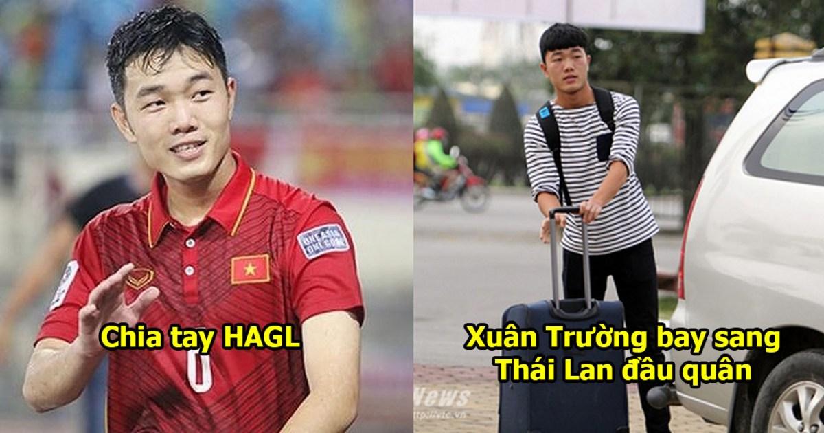 Nối gót Công Phượng, Xuân Trường đầu quân cho đội bóng số 1 Thái Lan, HAGL mất hết trụ cột rồi