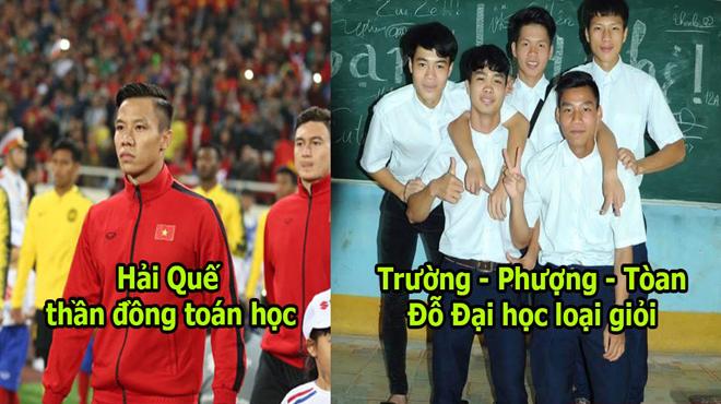 """Top 8 cầu thủ Việt đập tan suy nghĩ """"Đá bóng đều là lũ học dốt"""" của các vị phụ huynh: Người thứ 4 còn làm chủ cả 1 CLB cơ mà"""