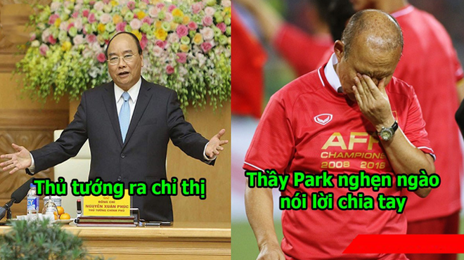 Thủ tướng ra chỉ thị ưu tiên ĐTQG, thầy Park sẽ phải rút khỏi chiến dịch Sea Games 2019?