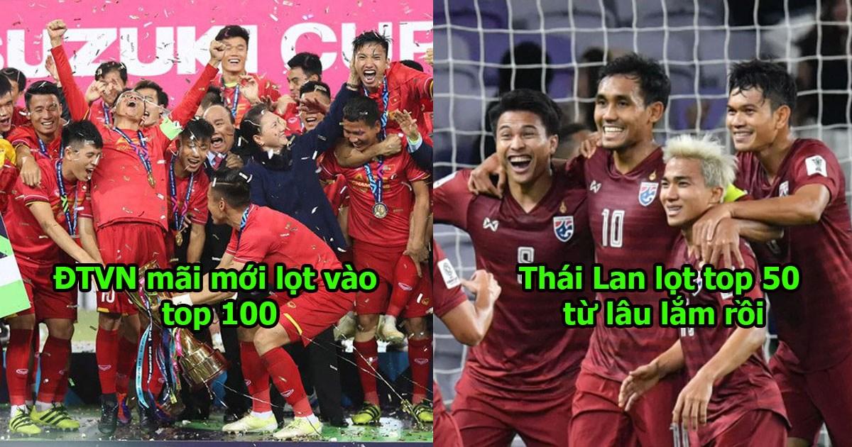 Báo THái Lan: Việt Nam mới lọt vào top 100 đã khoe khoang. Chúng tôi từng lọt top 50 cơ mà, có gì ghê gớm đâu