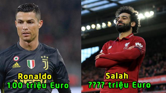 """Juventus gây s.ố.c """"b.o.m tấn"""": Hỏi mua Salah với cái giá khiến Ronaldo giật bắn mình"""