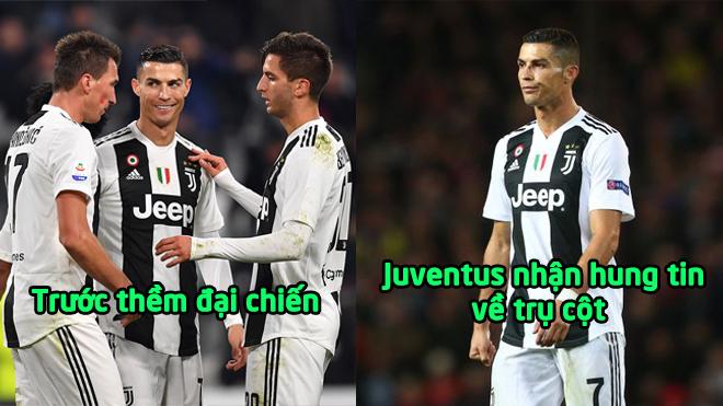 Trụ cột Juventus gặp vấn đề tim phải bỏ lỡ trận đấu Atletico, CR7 và đồng đội gặp khó rồi