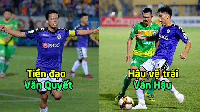 Đội hình tối ưu giúp Hà Nội FC đả bại Than Quảng Ninh trận mở màn V-League: Quang Hải cân tuyến giữa