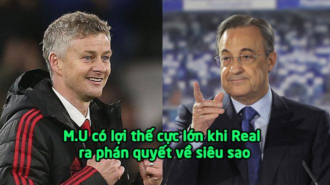 Real ra quyết định về siêu sao hàng đầu, báo tin cực vui cho Man Utd vụ sao 80 triệu Euro