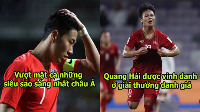 Đẳng cấp vươn tầm châu Á, Quang Hải chính thức được AFC trao giải thưởng danh giá ở ASIAN Cup