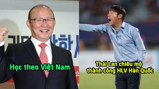 Học tập Việt Nam, Thái Lan chuẩn bị có sựu phục vụ của HLV người Hàn Quốc