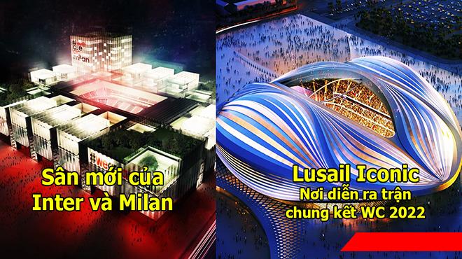 7 sân bóng xứng danh 'kỳ quan thế giới' trong tương lai: Bernabeu đẹp như vẽ nhưng vẫn kém xa Nou Camp